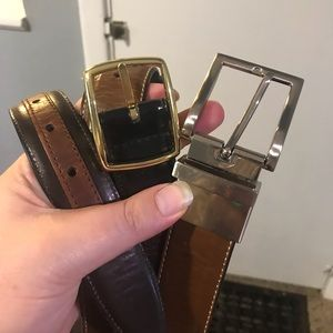 Pair of belts